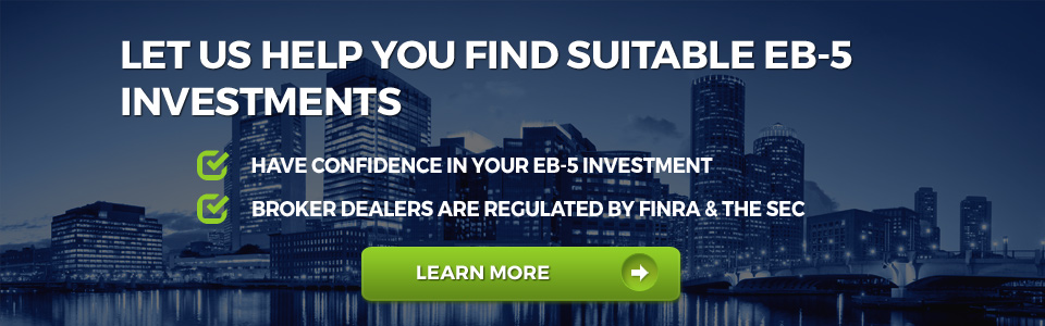 find eb5 investments